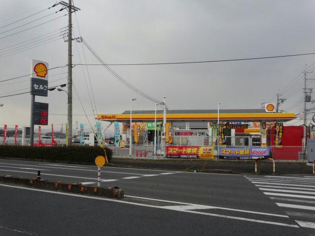 ガソリンスタンド 昭和シェル石油 セルフ広陵町SS / (株)ダイヤ昭石  ID91576 連絡